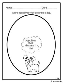 1st Grade Journey's Lesson 4 Common Core, Graphic Organizers, Centers, Daily 5