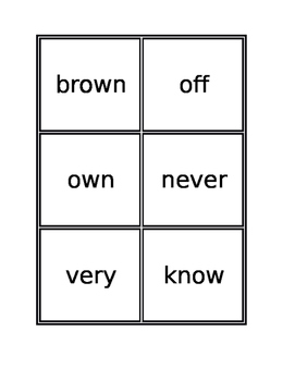 1st Grade Journey's Vocab Matching Game Lesson 12