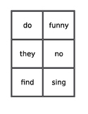 1st Grade Journey's Vocab Matching Game Lesson 3