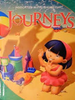 1st Grade Journey's Focus Walls