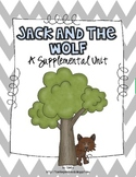 1st Grade Journeys-Jack and the Wolf (Unit 2, Lesson 6)