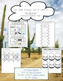 1st Grade Journeys Lesson 14 Interactive Notebook Pages