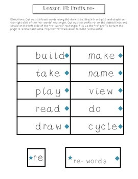 1st Grade Journeys Lesson 21 Interactive Notebook Pages