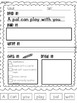 1st Grade Journeys Phonics Read it Build it Write it Unit 1 Lesson 1