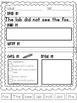 1st Grade Journeys Phonics Read it Build it Write it Unit 1 Lesson 3