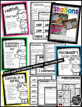 1st Grade Journeys Supplemental Resource {Unit 2, Lesson 8, A Musical Day}