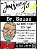 1st Grade Journeys Supplemental Resource {Unit 2, Lesson 9}