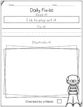 1st Grade Journeys-The Storm (Unit 1, Lesson 2)