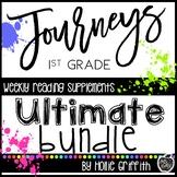 Journeys 1st Grade Ultimate Bundle (Supplemental Resources)