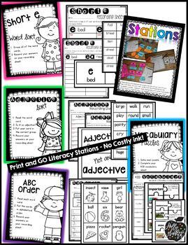 1st Grade Journeys Supplemental Resource: Unit 1, Lesson 4, Lucia's Neighborhood