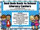 1st Grade Journeys Unit 1 Literacy Centers Bundle