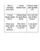 1st Grade Journeys Unit 3 Bam Game