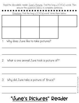 1st Grade Journeys Unit 4 Weekly Skills Flip books