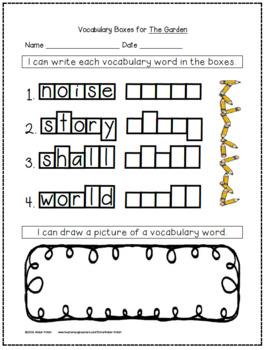 1st Grade Journeys: Unit 5 Supplemental Activities