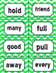 1st Grade Journey's Vocabulary Unit 1-6