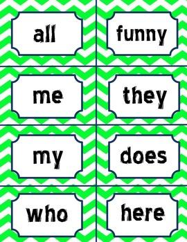 1st Grade Journey's Vocabulary Unit 1-6