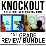1st Grade Review | Math Games + ELA Games | End of the Year Activities