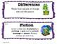 1st Grade LAFS Reading Literature Vocabulary Cards