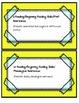 1st Grade Language Arts TEKS