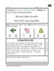 1st Grade Language Arts Worksheet Pack (October) {Common Core Aligned}