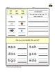 1st Grade Language Arts Worksheet Bundle (Sept - Nov ...