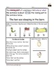 1st Grade Language Arts Worksheet Bundle (Sept - Nov) {Common Core Aligned}
