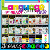 ***SPECIAL SALE*** 1st Grade Language Arts & Grammar Growi