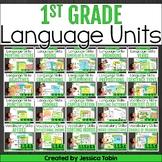 1st Grade Language Domain Bundle