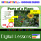 Life Science: Plants Interactive for Google Slides