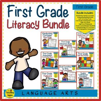1st Grade Literacy Bundle