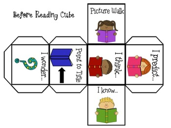1st Grade Literacy by Design Graphic Organizers BUNDLE