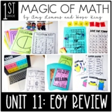 1st Grade Magic of Math Unit 11: End of the Year Review