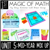 1st Grade Magic of Math Unit 5:  Mid Year Mix-Up