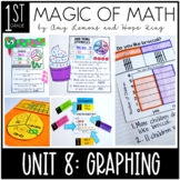 1st Grade Magic of Math Unit 8:  Graphing