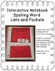 1st Grade Making Words + Interactive Notebook Components (works with Journeys)
