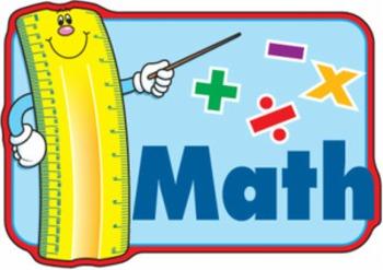 1st Grade Math Annual Resources