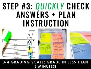 1st Grade Math Assessments   1st Grade ELA Assessments   Exit Ticket BUNDLE