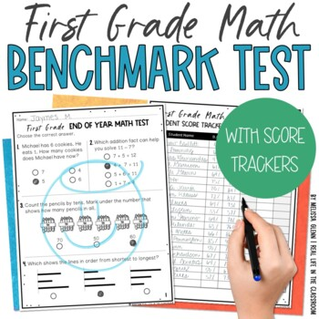 Math Benchmark Test, Student Growth SGO