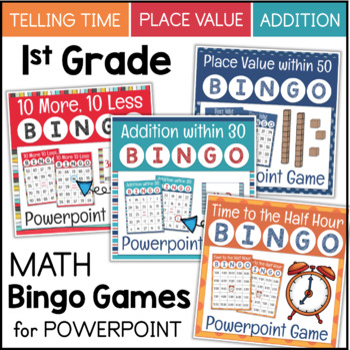 Math Bingo Worksheets Teaching Resources Teachers Pay Teachers