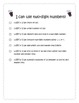 1st Grade Math CCSS I Can Statements- Owl Theme