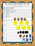 1st Grade Math Checklist