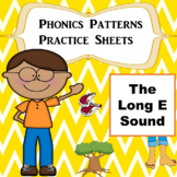 """The Long """"Ee"""" Sound"""