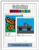 1st Grade Math Concepts