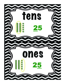 1st Grade Math Expressions Common Core Volume 1 Vocabulary Cards