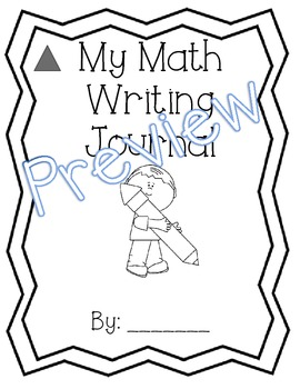 1st Grade Math Expressions Unit 2 Writing Journals