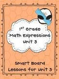 1st Grade Math Expressions Unit 3