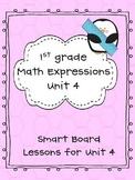 1st Grade Math Expressions Unit 4
