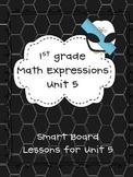 1st Grade Math Expressions Unit 5
