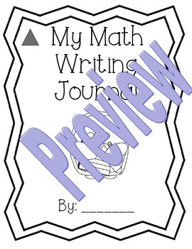 1st Grade Math Expressions Unit 8 Writing Journals