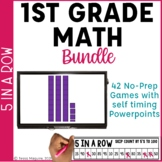 1st Grade Math Games | Number Sense | Place Value | Additi